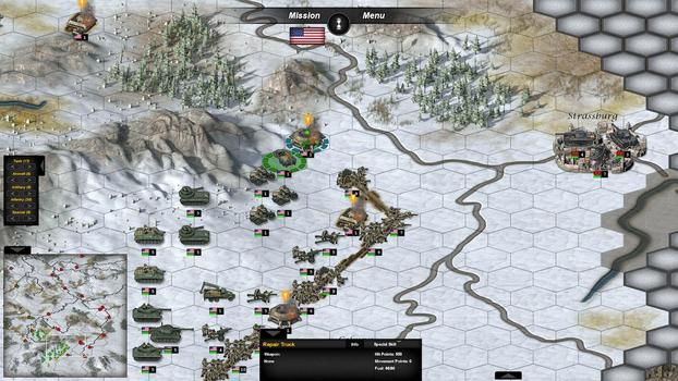 Tank Operations: European Campaign on PC screenshot #5