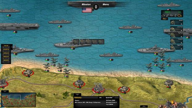 Tank Operations: European Campaign on PC screenshot #3