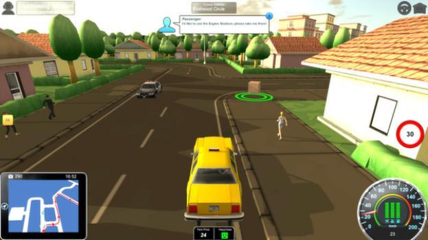 Taxi on PC screenshot #5