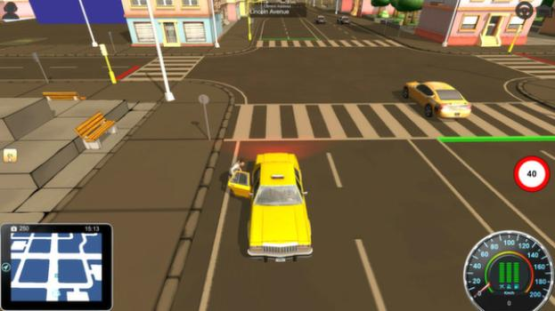Taxi on PC screenshot #3