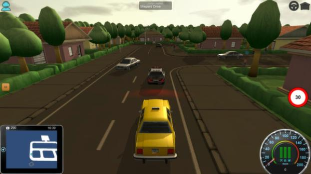 Taxi on PC screenshot #2