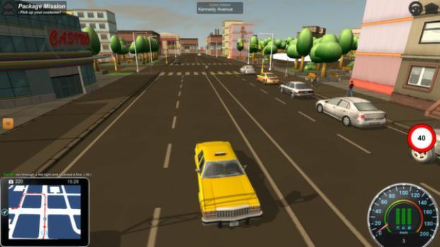 Taxi on PC screenshot #1