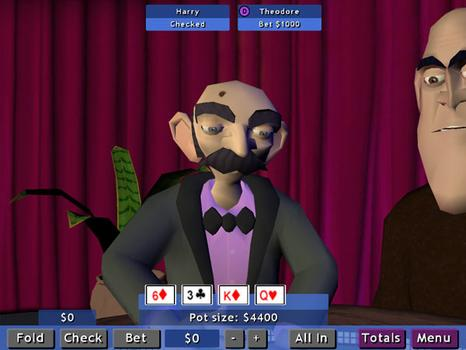 Telltale Texas Hold 'Em on PC screenshot #6