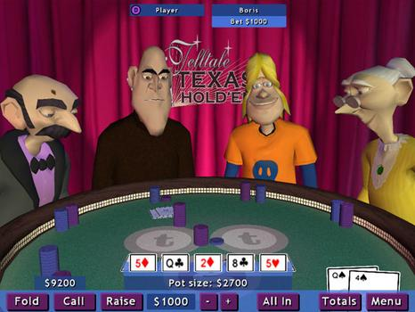 Telltale Texas Hold 'Em on PC screenshot #4