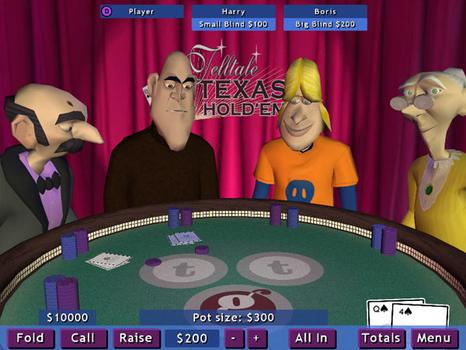 Telltale Texas Hold 'Em on PC screenshot #3