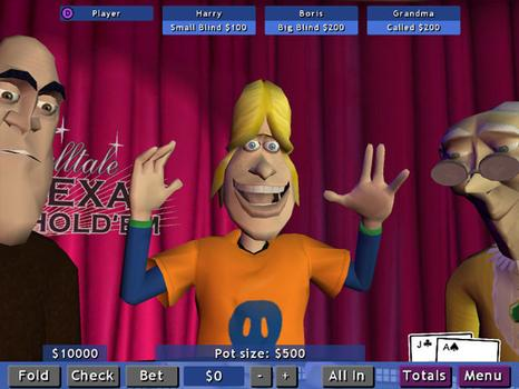 Telltale Texas Hold 'Em on PC screenshot #2