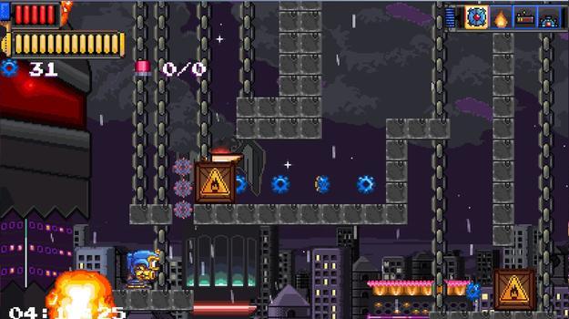 The Terrian Saga: KR-17 on PC screenshot #4