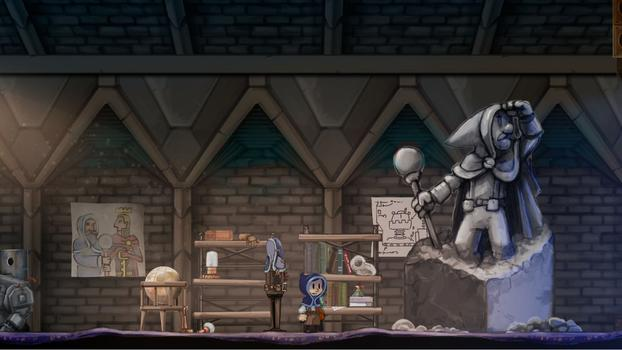 Teslagrad on PC screenshot #1