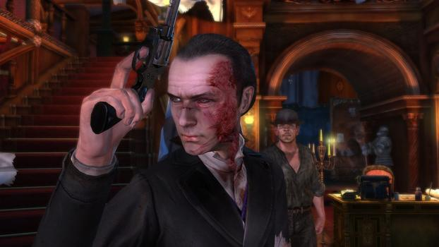 The Testament of Sherlock Holmes on PC screenshot #5