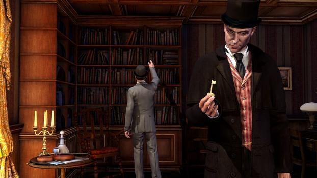 The Testament of Sherlock Holmes on PC screenshot #4