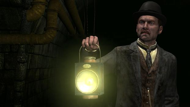 The Testament of Sherlock Holmes on PC screenshot #3