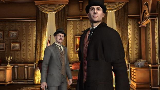 The Testament of Sherlock Holmes on PC screenshot #1