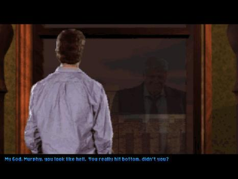Tex Murphy: Under a Killing Moon on PC screenshot #4