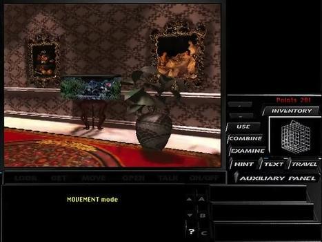 Tex Murphy: Under a Killing Moon on PC screenshot #1