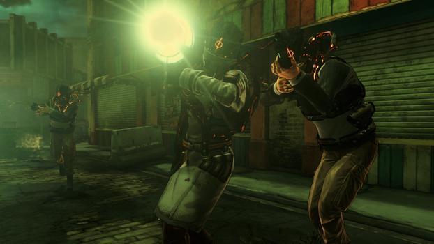 The Darkness II on PC screenshot #2