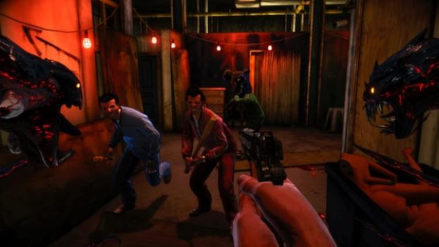 The Darkness II on PC screenshot #4