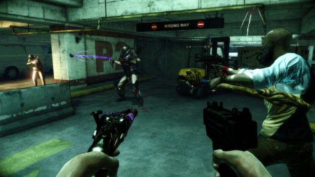 The Darkness II on PC screenshot #5