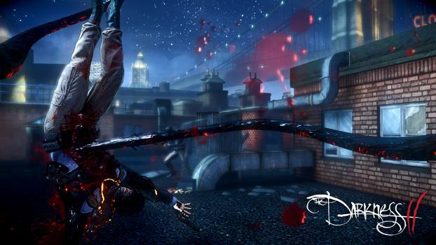 The Darkness II on PC screenshot #2