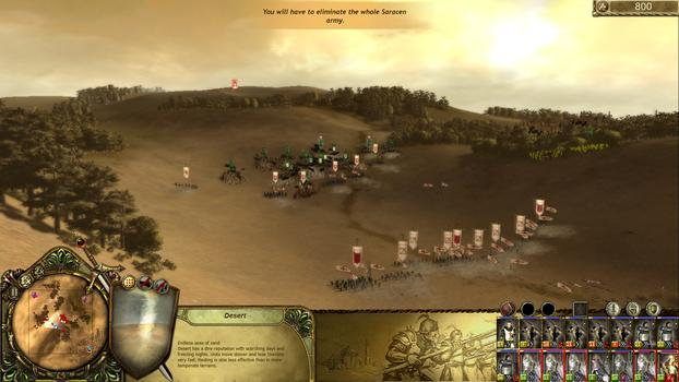 The Kings Crusade on PC screenshot #1