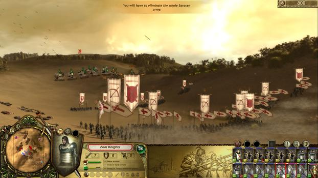 The Kings Crusade on PC screenshot #2