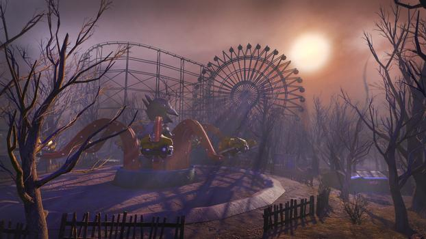 The Secret World on PC screenshot #2