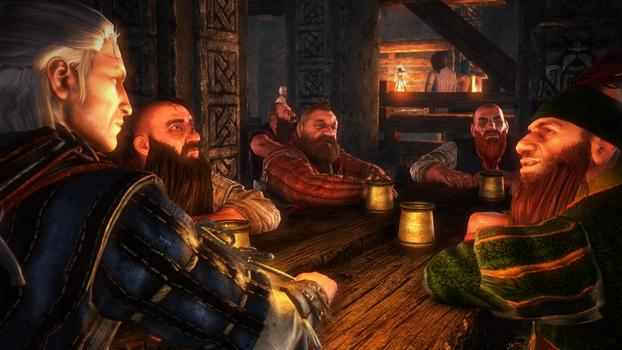 The Witcher II: Assassins of Kings Enhanced Edition on PC screenshot #7
