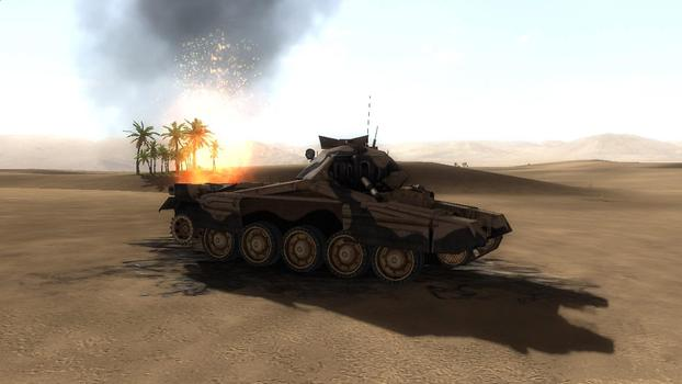Theatre of War 2: Africa 1943 & Centauro Expansion on PC screenshot #6