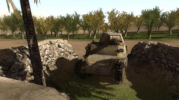 Theatre of War 2: Africa 1943 & Centauro Expansion on PC screenshot #5