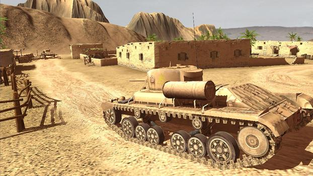 Theatre of War 2: Africa 1943 & Centauro Expansion on PC screenshot #2