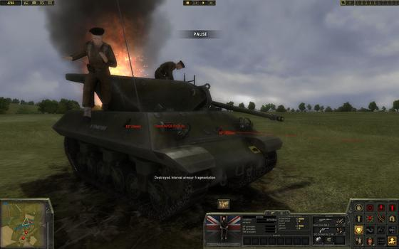 Theatre of War 2: Kursk 1943 + Caen Expansion on PC screenshot #5