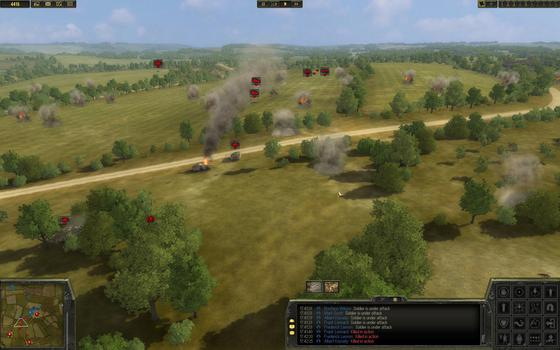 Theatre of War 2: Kursk 1943 + Caen Expansion on PC screenshot #4