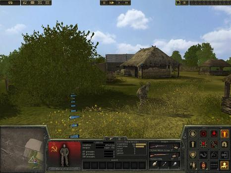 Theatre of War 2: Kursk 1943 + Caen Expansion on PC screenshot #3