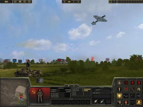 Theatre of War 2: Kursk 1943 + Caen Expansion on PC screenshot #2