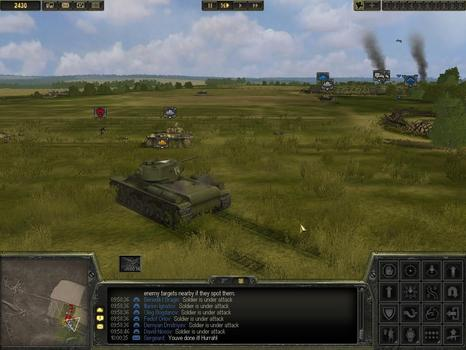 Theatre of War 2: Kursk 1943 + Caen Expansion on PC screenshot #1