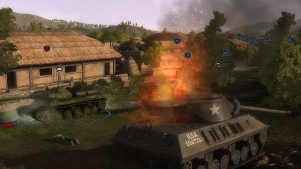Theatre of War 3: Korea on PC screenshot #7