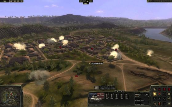 Theatre of War 3: Korea on PC screenshot #3