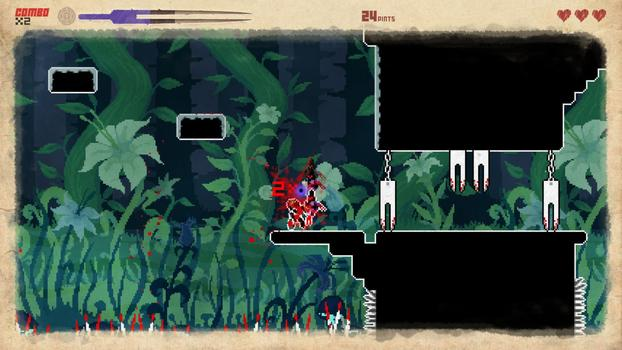 They Bleed Pixels + Soundtrack on PC screenshot #4