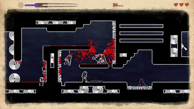 They Bleed Pixels + Soundtrack on PC screenshot #3