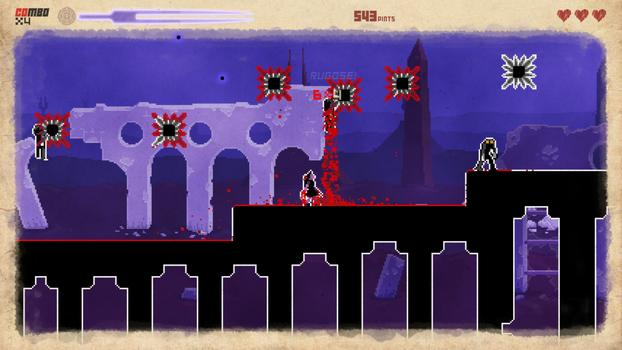They Bleed Pixels + Soundtrack on PC screenshot #1