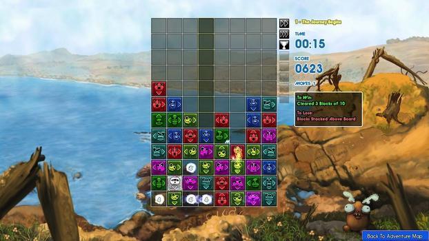 Tidalis on PC screenshot #4