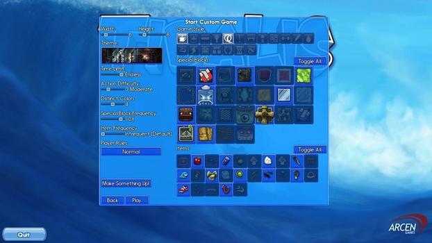Tidalis on PC screenshot #3