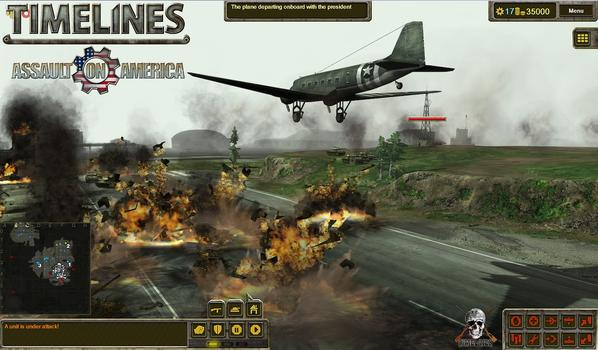 TimeLines: Assault on America on PC screenshot #7