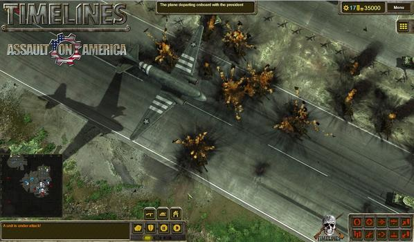 TimeLines: Assault on America on PC screenshot #6