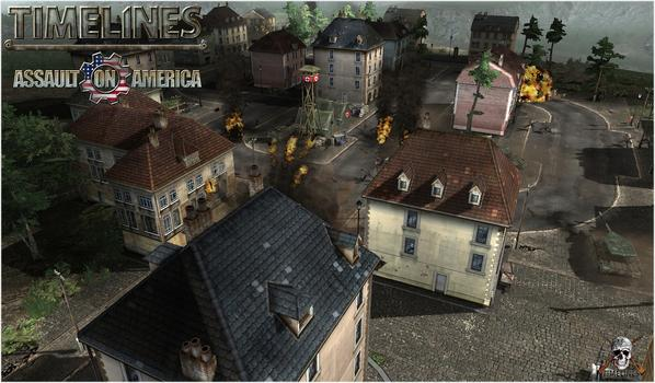 TimeLines: Assault on America on PC screenshot #5