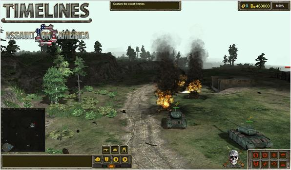 TimeLines: Assault on America on PC screenshot #4