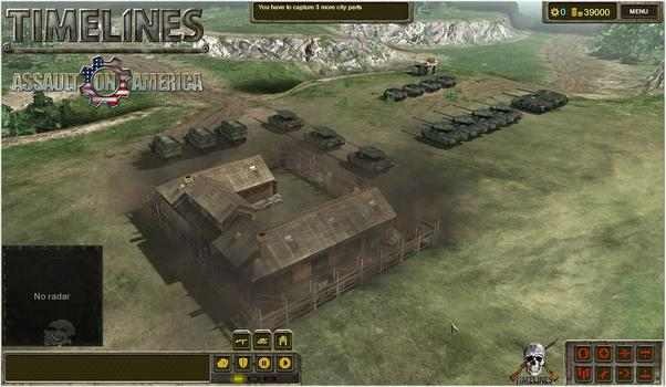 TimeLines: Assault on America on PC screenshot #3