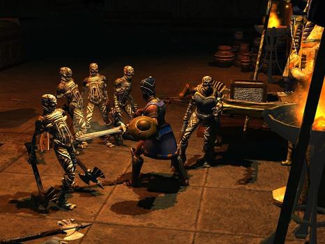 Titan Quest Gold on PC screenshot #1