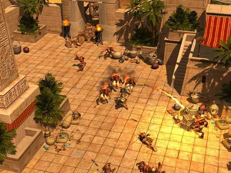 Titan Quest Gold on PC screenshot #2
