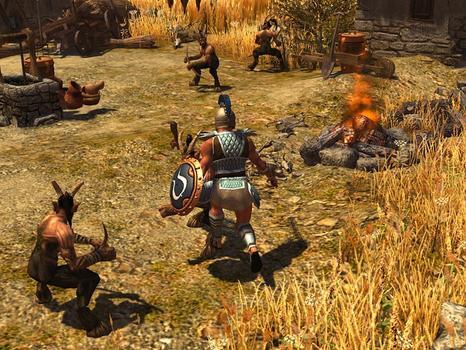 Titan Quest Gold on PC screenshot #3