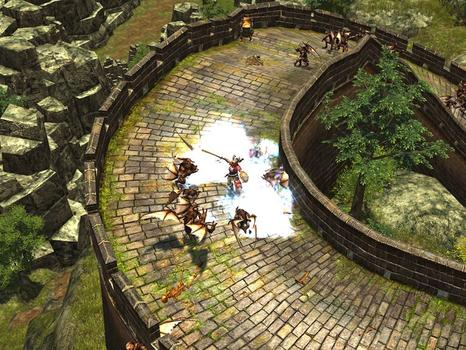 Titan Quest on PC screenshot #2